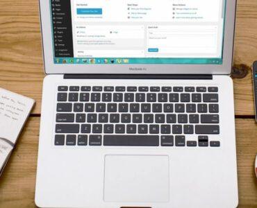 WordPress Seite anpassen